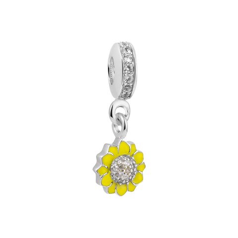 Daffodils Charm - Dangle Charms For Girls Online In India