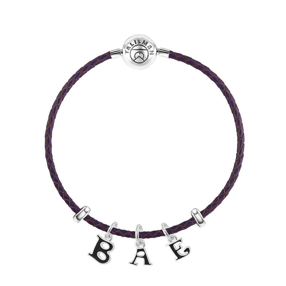"""BAE"" Charm Bracelet - Buy Charm Bracelet Online in India"