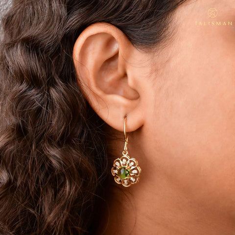 Regal Floret Earrings