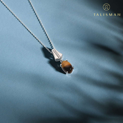 Necklace Designs | All Eyes on You Gold Necklace | Necklace | TALISMAN