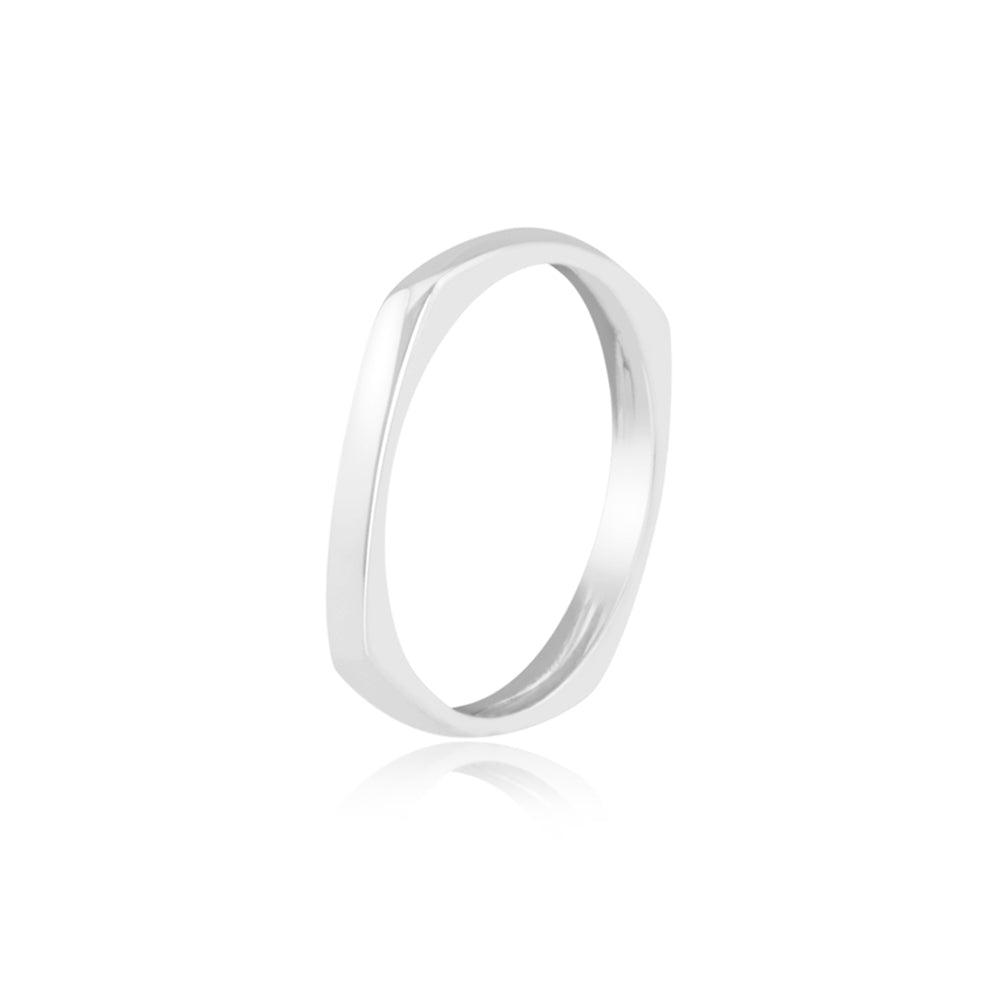 Square Stack Ring