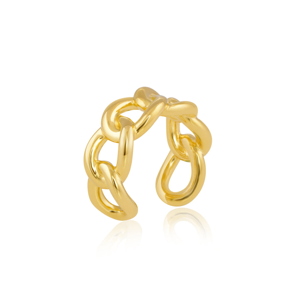 Buy Yellow Gold Rings For Women Online