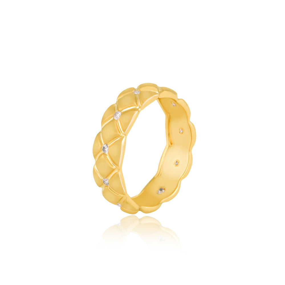 "Buy Stack Ring Online | Indulgence Stack Ring | ""9 to 9"" Office Wear 