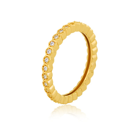 "Buy Stack Rings Online | Stunner Stack Ring | ""9 to 9"" Office Wear 