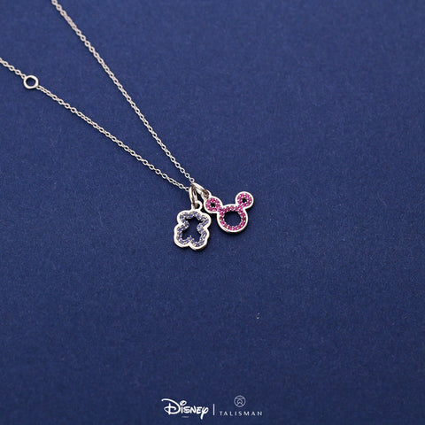 Disney | TALISMAN Bejewelled Bear Necklace