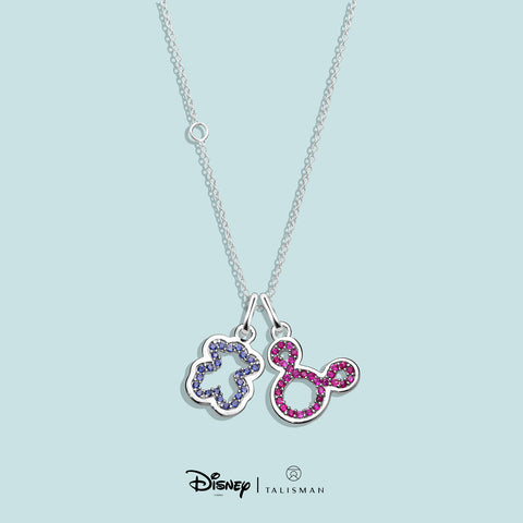 Necklace | Bejewelled Bear Necklace | Disney | TALISMAN
