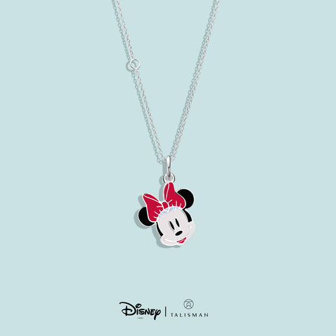 Necklace Design | Charming Minnie Necklace | Disney | TALISMAN