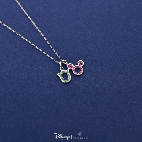 Disney | TALISMAN Dangling Bell Necklace