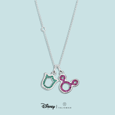 Necklace | Dangling Bell Necklace | Disney | TALISMAN