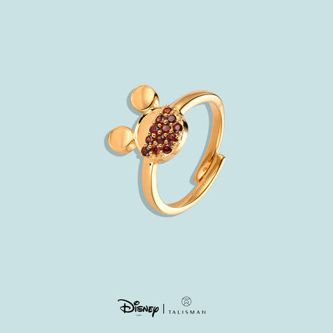 Rings For Women | Enchanting Mickey Mouse Ring | Disney | TALISMAN