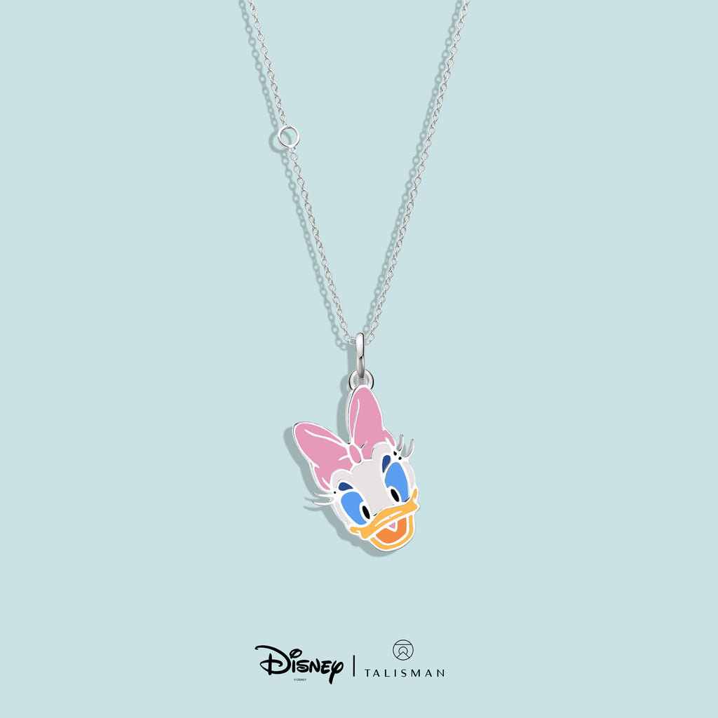 Necklace | Lovely Daisy Necklace Disney | TALISMAN
