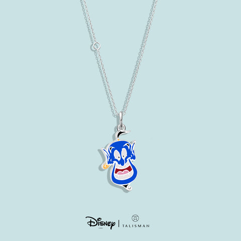 Necklace | Magical Genie Necklace Disney | TALISMAN