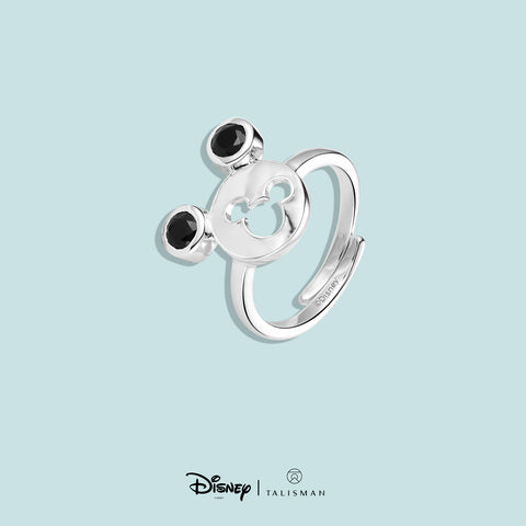 Rings For Women | Mickey in Mickey Ring | Disney | TALISMAN