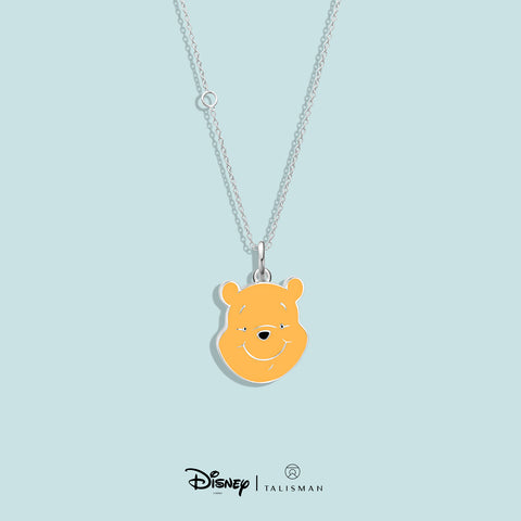 Necklace Design | Oh So Pooh! Necklace Disney | TALISMAN