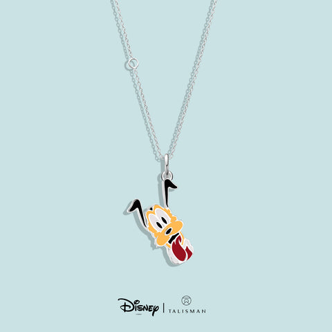 Disney | TALISMAN Paw-Some Pluto Necklace
