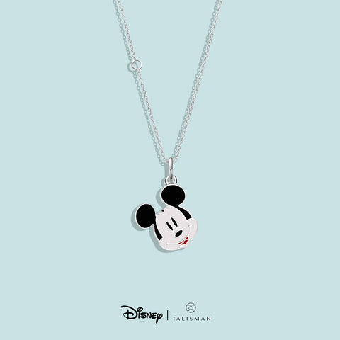 Necklace | Playful Mickey Mouse Necklace | Disney | TALISMAN