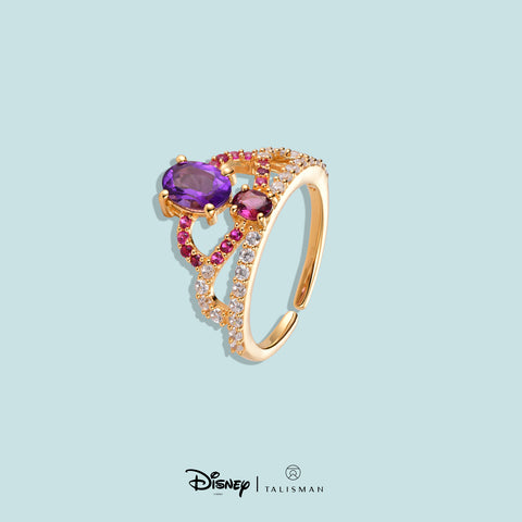 Rings For Women | Princess Rapunzel Ring | Disney | TALISMAN