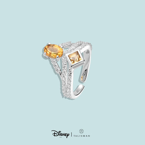 Rings For Women | Princess Belle Ring | Disney | TALISMAN