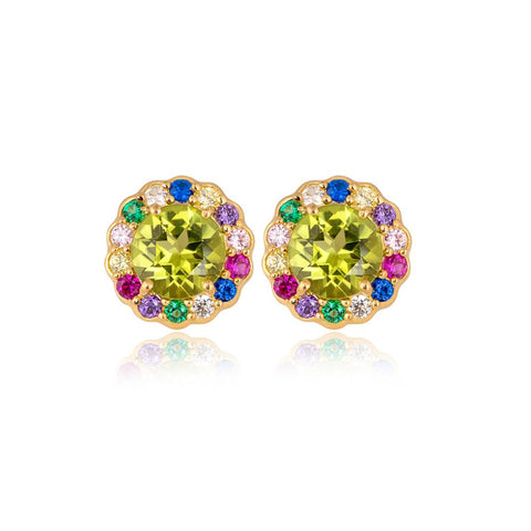 Rainbow Hues Earrings