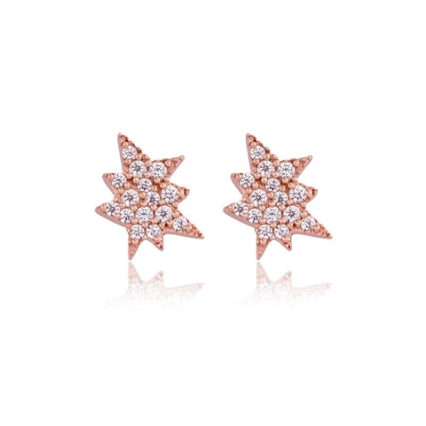 Lightening Star Earrings