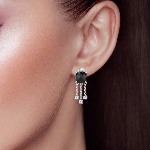 "Drop Earrings Online | Cocktail hour Drop Earrings | ""9 to 9"" Office Wear 