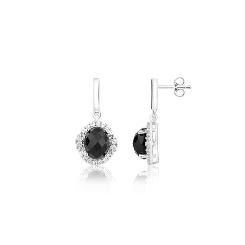 Sparkling lights Drop Earrings