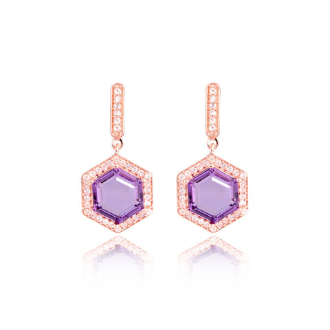 Buy Earrings Online | Harmony in love Earrings | Glam Essentials | TALISMAN