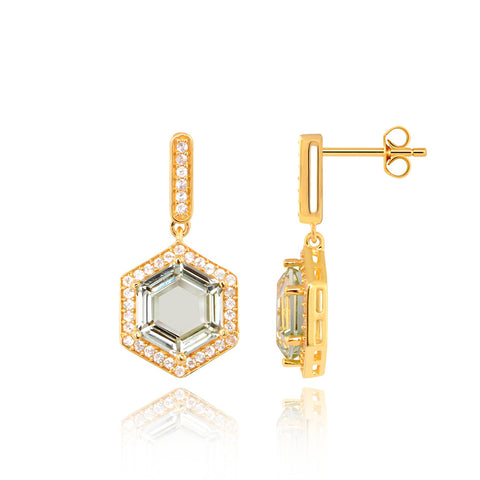Evergreen Love Earrings