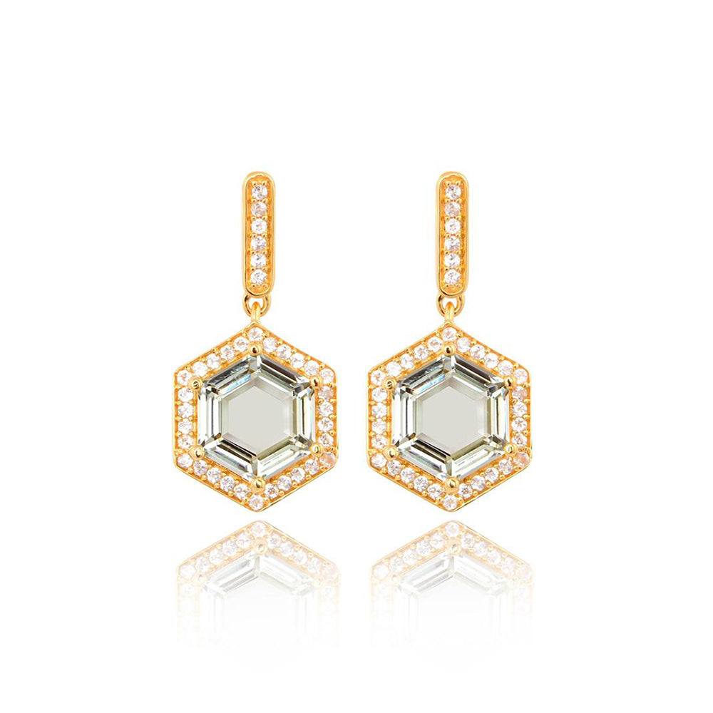 Buy Earrings Online | Evergreen Love Earrings | Glam Essentials | TALISMAN