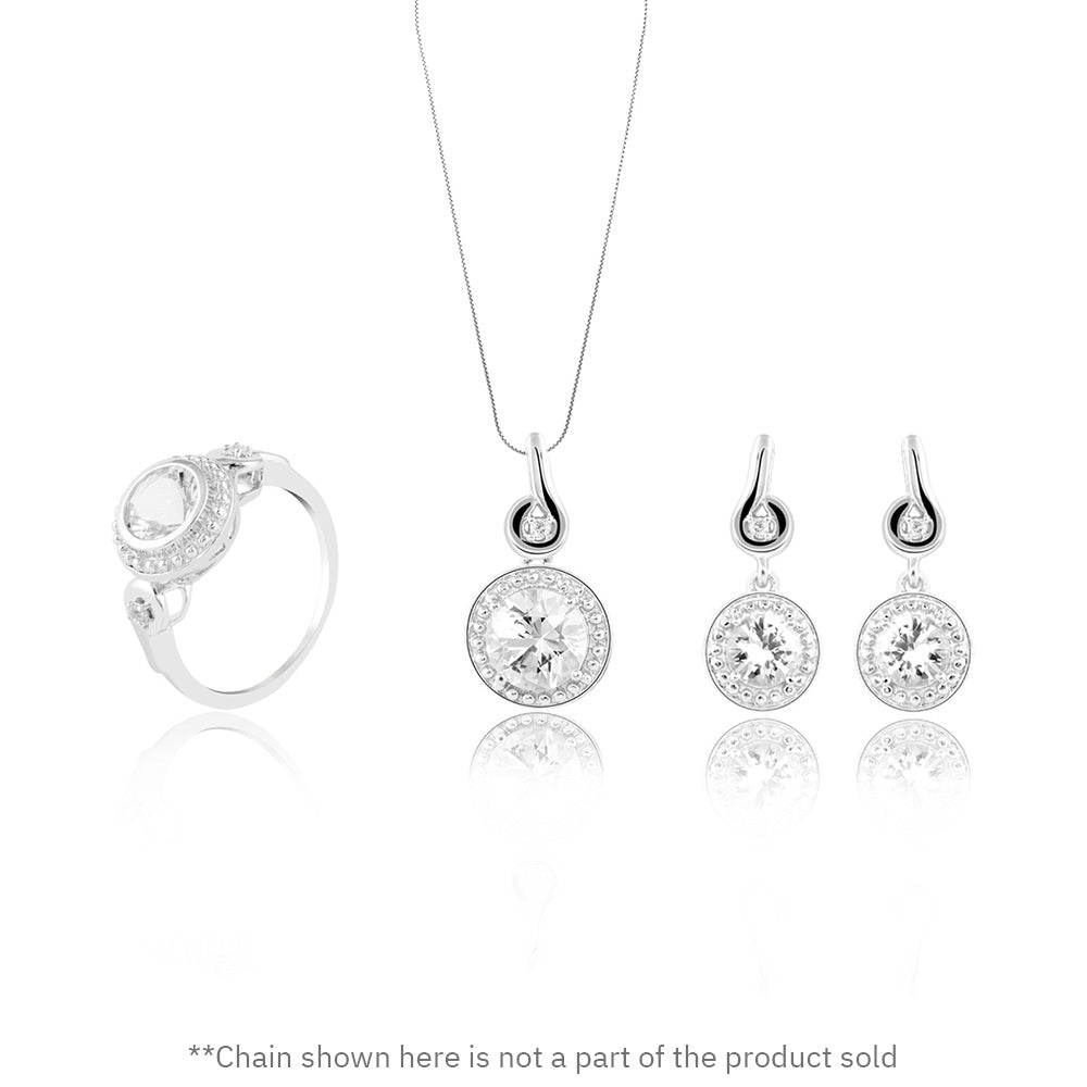 Buy Field Of Fortune Set Online from Talisman World. Find a wide collection of Jewellery Sets, fashion jewelry sets, bridal jewelry sets, jewelry set online, jewelry set for wedding online at Talisman World.
