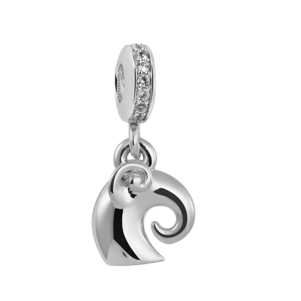 Gentle Giant Charm - Silver Dangle Charms For Women Online