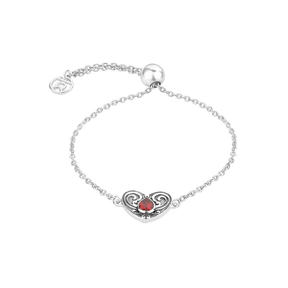 """Heartful Love"" Symbol Bracelet"