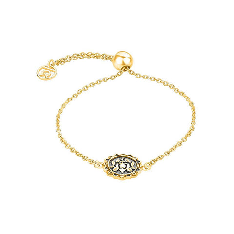 "Buy Custom Bracelets | ""Om"" Symbol Bracelet 