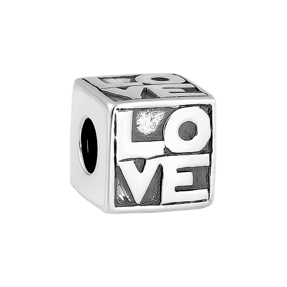 "Mirah ""Him"" Charm,buy charms online in india,silver charms online,talisman world charms online"