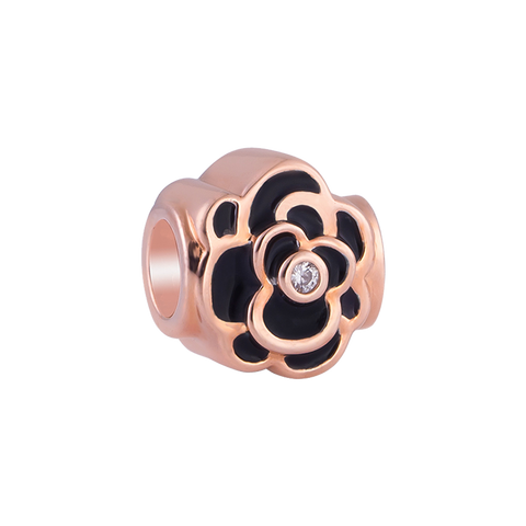 Luminous Flower Charm