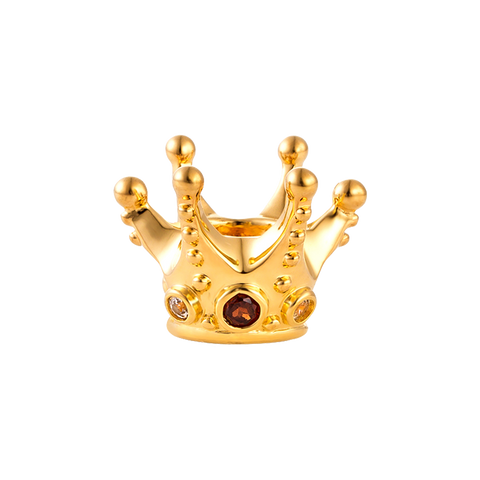 Queen's Crown Charm