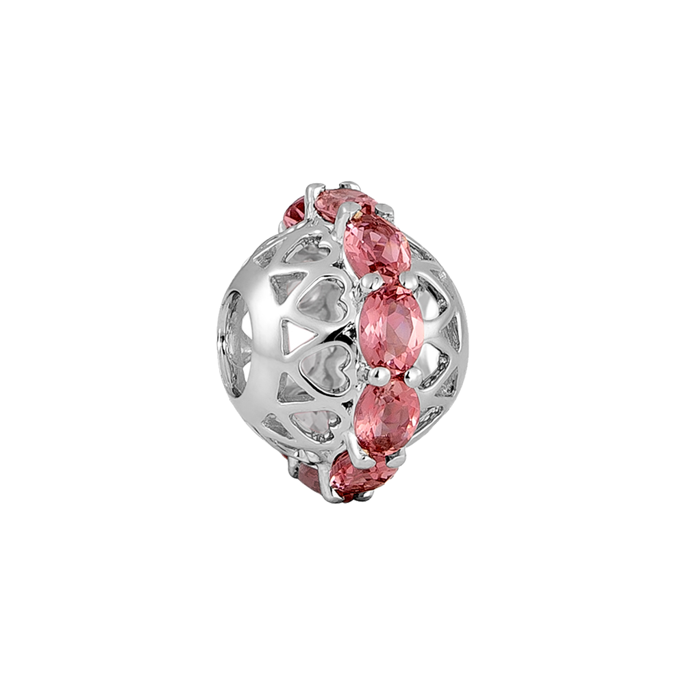 Amora Charm,buy charms online in india,silver charms online,talisman world charms online