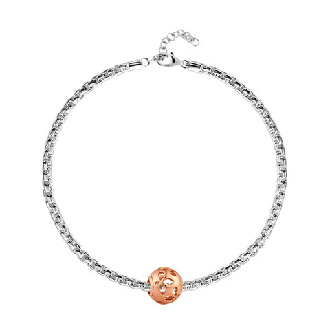 Mighty Spade Charm Bracelet - Buy Charm Bracelet Online in India