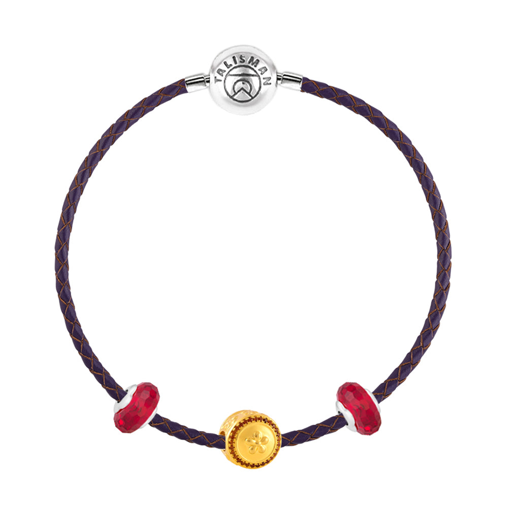 "Buy Charm Bracelet | Kavach Charm Bracelet | ""9 to 9"" Office Wear 