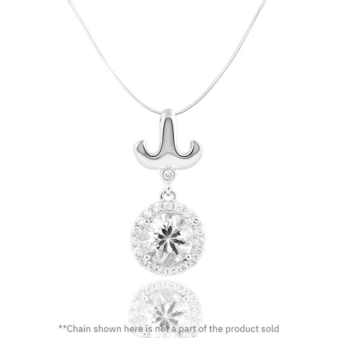 Buy from our White Topaz collection, Rocky Road Pendant at Talisman World. Find a wide range of Silver Pendants for Women at Talisman World