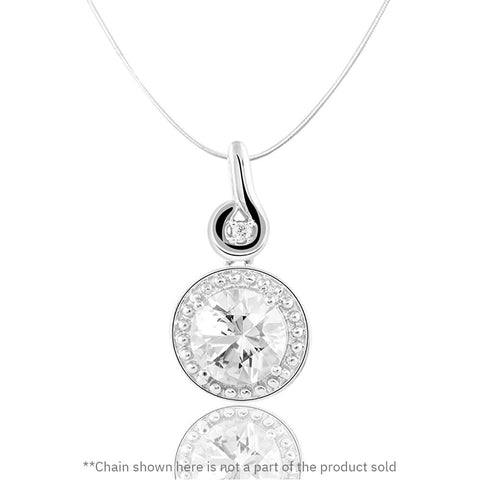 Buy from our White Topaz collection, Field of Fortune Pendant at Talisman World. Find a wide range of Silver Pendants for Women at Talisman World