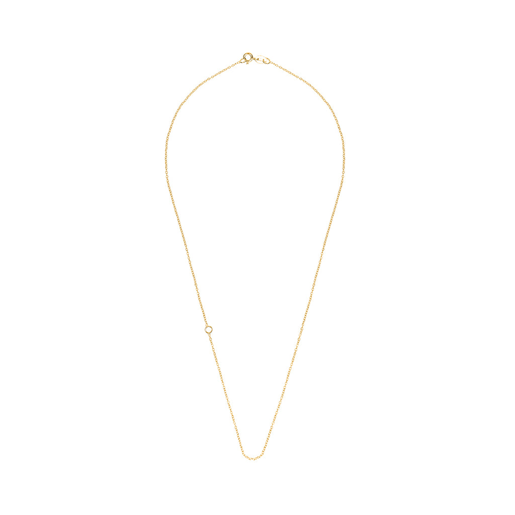 Gold Platted Sterling Silver Chain