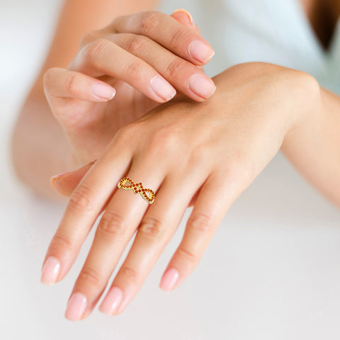 Forever Cocktail Ring