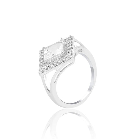 Ladies Silver Ring Online Shopping