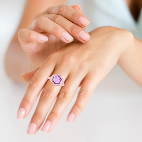 Harmony in love Ring