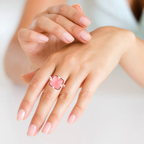 Belle of the ball Cocktail Ring