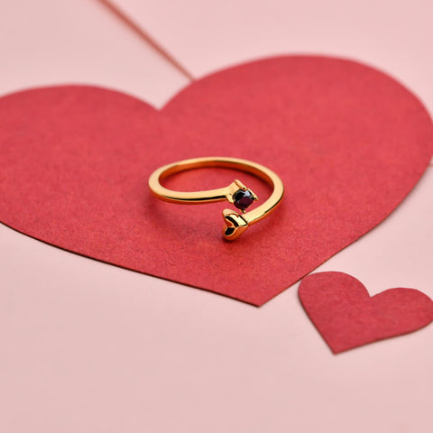 Valentine Couple Rings
