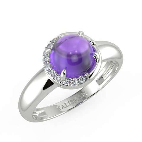 Buy Rings Online | Lilac Ring | Rings | TALISMAN