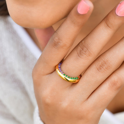 Ring Online | BoHo Dream Ring | Bohemian Dream | TALISMAN