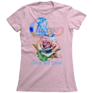 Women's Color My World Tee